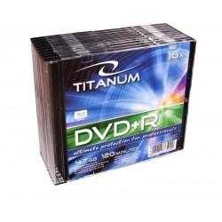 Laikmena TITANUM DVD+R 4.7GB