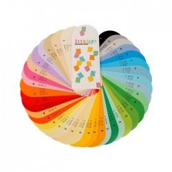 Spalvotas popierius Image Coloraction, A4, 80 g/m², Black (99), 500 lapų pakelyje