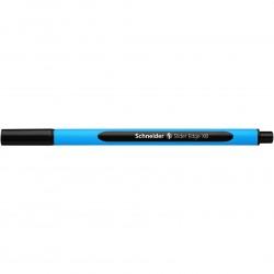 Rašiklis Schneider SLIDER EDGE XB juodas 1,4mm