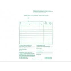Prekių (paslaugų) pirkimo-pardavimo kvitai A6