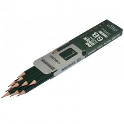 Pieštukas Deli 6848 6B