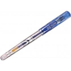 Rašiklis Centrum DENIM mėlynas 0.7mm