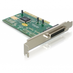 Logilink PCI interface card, 1x lpt (paralel) Logilink 1x parallel (LPT) PCI