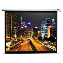 "Elite Screens Spectrum Series Electric100XH Diagonal 100 "", 16:9, Viewable screen width (W) 221 cm, White"