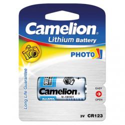 Camelion CR123A, Lithium, 1 pc(s)