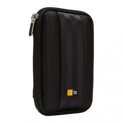 Case Logic Portable Hard Drive Case Black, Molded EVA Foam