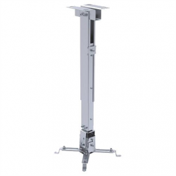 Sunne Projector Ceiling mount, PRO02S, Tilt, Swivel, Maximum weight (capacity) 20 kg, Silver
