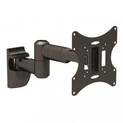 Sunne Wall mount, LCD-A503K, Tilt, Swivel, Maximum weight (capacity) 30 kg, Black
