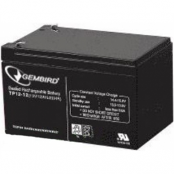 EnerGenie Rechargeable battery 12 V 12 AH for UPS