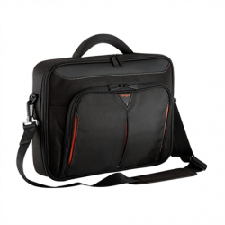 """Targus Classic+ Fits up to size 15.6 """", Black/Red, Shoulder strap, Messenger - Briefcase"""