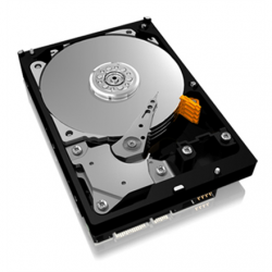 Western Digital Caviar Blue 7200 RPM, 1000 GB, 64 MB