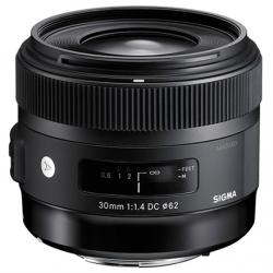 Sigma EX 30mm F1.4 DC HSM Canon [ART]