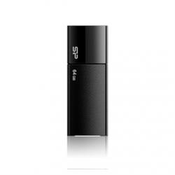 Silicon Power Ultima U05 8 GB, USB 2.0, Black