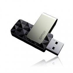 Silicon Power Blaze B30 16 GB, USB 3.0, Black