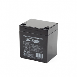 EnerGenie Rechargeable battery 12 V 4.5 AH for UPS EnerGenie