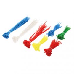 Cable Tie Set, 300pcs., 2 lengths Logilink