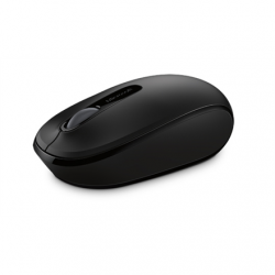 Microsoft Wireless Mobile Mouse 1850 Black, Wireless Mouse