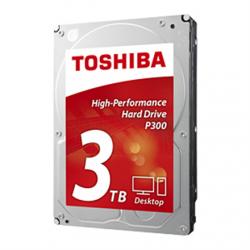 Toshiba P300 3TB 7200 RPM, 3.5 inch, HDD, 64 MB