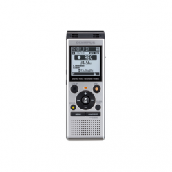 Olympus WS-852 Silver, Digital Voice Recorder, 1040h (MP3, 8kbps) min