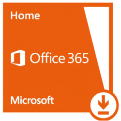 Microsoft 6GQ-00092 Office 365 Home, ESD, License term 1 year(s), ALL Languages