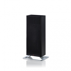Stadler form Anna A021 PTC Heater, Number of power levels 2, 2000 W, Suitable for rooms up to 63 m³, Suitable for rooms up to 25 m², Number of fins Inapplicable, Black