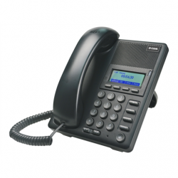 D-LINK DPH-120S, VoIP Phone, Support Call Control Protocol SIP, P2P connections, 2- 10/100BASE-TX Fast Ethernet, Acoustic echo cancellation(G.167), QoS IEEE 802.1Q & IEEE 802.1p Compliant and DiffServ(DSCP), Full range VLAN ID Support, Class of Service Su