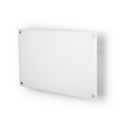 Mill Glass MB600DN Panel Heater, Number of power levels 1, 600 W, Suitable for rooms up to 11 m², Number of fins Inapplicable, White