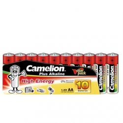 Camelion LR6-BP10 AA/LR6, Plus Alkaline, 10 pc(s)