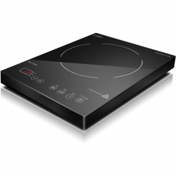 Caso Free standing table hob Pro Menu 2100 02224 Number of burners/cooking zones 1, Sensor, Black, Induction