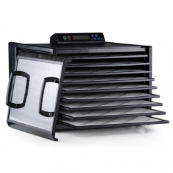 Excalibur Food Dehydrator 4948CDFB  Power 600 W, Number of trays 9, Temperature control, Integrated timer, Black