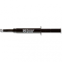 """Thermal Grizzly Thermal grease """"Aeronaut"""" 1.5ml/3.8g Thermal Conductivity: 8,5 W/mk; Thermal Resistance: 0,0129 K/W; Electrical Conductivity*: 0 pS/m; Viscosity: 110-160 Pas;  Temperature: -150 °C / +200 °C;"""