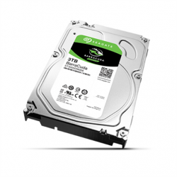 Seagate Barracuda 1TB SATAIII 7200 RPM, 1000 GB, HDD, 64 MB