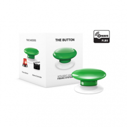 Fibaro The Button Z-Wave, Green