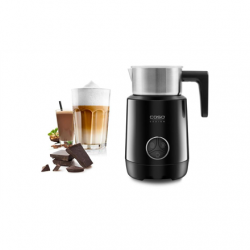 Caso Crema Latte & Choco 01663 Black, 550 W, 0,25 L, Milk frother with induction