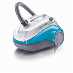 Thomas Vacuum Cleaner  Perfect Air Allergy Pure Wet and dry vacuum cleaner, Wet suction, Power 1600 W, Dust capacity 1.8 L, White/Blue