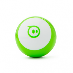 Sphero Mini App-enabled Robotic Ball - Robot Green/ white, Plastic, No