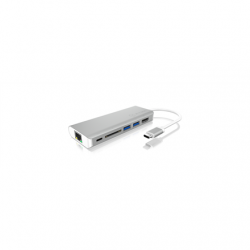 USB Type-C multiport docking station Raidsonic