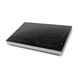 Caso Hob ProGourmet 3500  Number of burners/cooking zones 2, Black, Table top, Timer, Induction