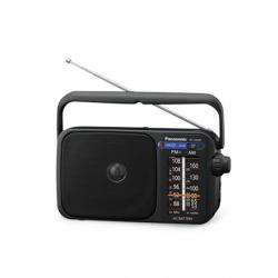 Panasonic Portable Radio RF-2400DEG-K Black