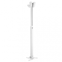 Vogels PPC1585 Projector ceiling  mount, White Vogels Projector Ceiling mount, Turn, Tilt, Maximum weight (capacity) 15 kg, White