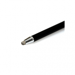 PORT CONNECT Universal Stylus 40 cm with cable Black