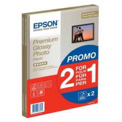 Epson Premium Glossy Photo Paper 30 sheets Photo, White, A4, 255 g/m²