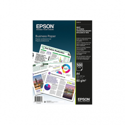 Epson Business Paper 500 sheets Printer, White, A4, 80 g/m²