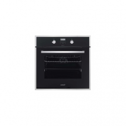 CATA Multifunction Oven OMD 7009 X Built-in, 60 L, Inox/ black glass, AquaSmart, A, Mechanical, Height 60 cm, Width 60 cm, Integrated timer