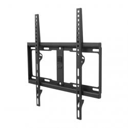 """ONE For ALL Wall mount, WM 4411, 32-60 """", Fixed, Maximum weight (capacity) 100 kg, VESA 100x100, 200x100, 200x200, 300x200, 300x300, 400x200, 400x300, 400x400 mm, Black"""