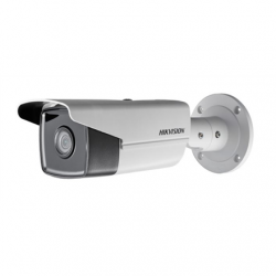 Hikvision IP Camera DS-2CD2T45FWD-I8 F4 Bullet, 4 MP, 4mm/F1.6, Power over Ethernet (PoE), IP67, H.265+/H.264+, Micro SD, Max.128GB