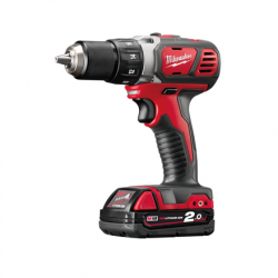 Milwaukee Cordless Drill/Driver with Charger  M18 BDD XP-402