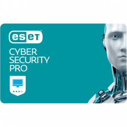 Eset Cyber Security Pro for MAC, New electronic licence, 2 year(s), License quantity 1 user(s)
