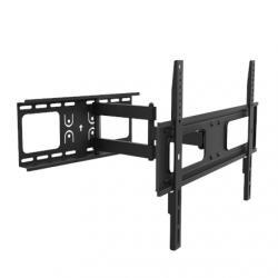 "Logilink BP0028 TV Wall mount, 37""-70"", tilt +10°-20°,swievel +-90°, 475mm Logilink Wall Mount, 37-70 "", Maximum weight (capacity) 50 kg, Black"