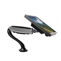 """Logilink BP0023 Monitor Desk mount, 13""""-27"""",gas spring, arm 442mm Logilink Desk Mount, BP0023, 13-27 """", Black"""